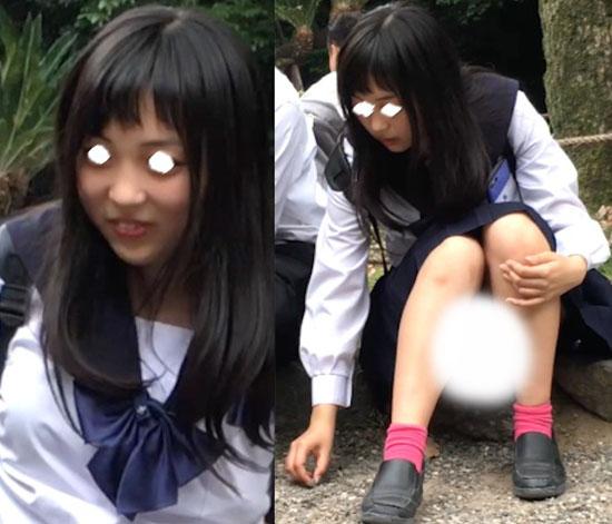 【Full HD】妄想vol.107「制服でリラックスしているところを…」
