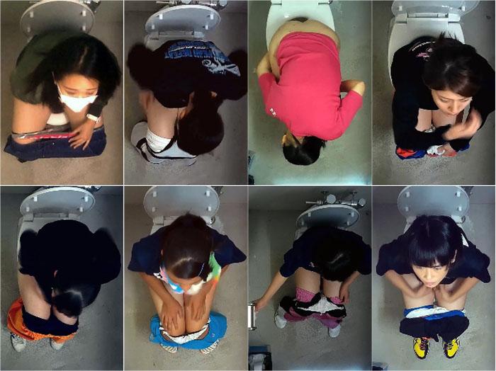 とある学校のトイレ風景