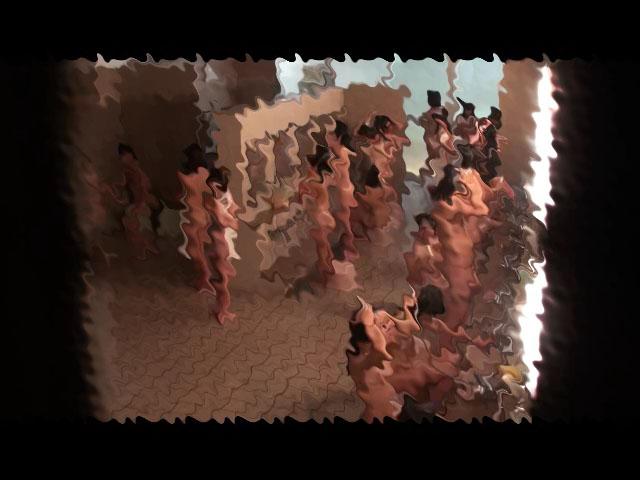 修学旅行 大浴場 S